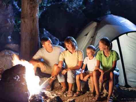 Indiana Beach Camping