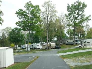 Jaymar Travel Park in Hendersonville North Carolina4