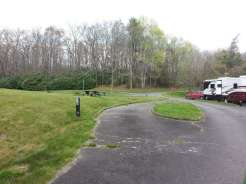 Julian Price Park along the Blue Ridge Parkway near Blowing Rock North Carolina3