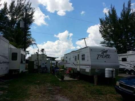 Kozy Kampers RV Park in Fort Lauderdale Florida2