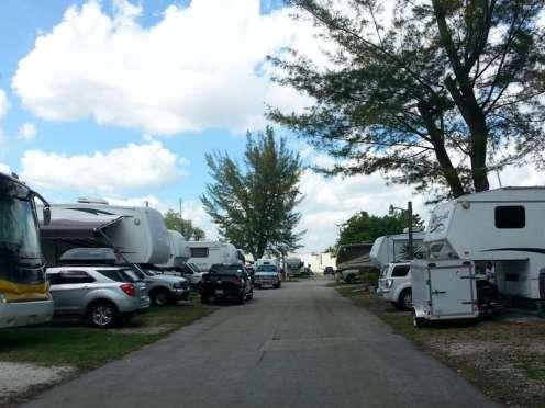 Kozy Kampers RV Park in Fort Lauderdale Florida3