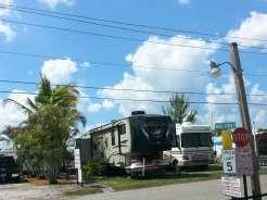Kozy Kampers RV Park in Fort Lauderdale Florida5