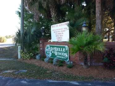 LaBelle Woods RV Resort in LaBelle Florida1