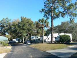 LaBelle Woods RV Resort in LaBelle Florida2