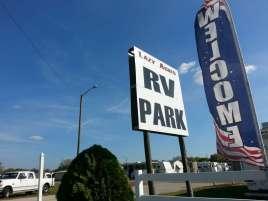 Lazy Acres RV Park in Zolfo Springs Florida1