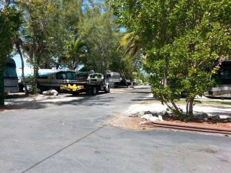 Lazy Lakes RV Resort in Sugarloaf Key Florida2