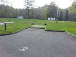 Linville Falls Campground in Newland North Carolina5