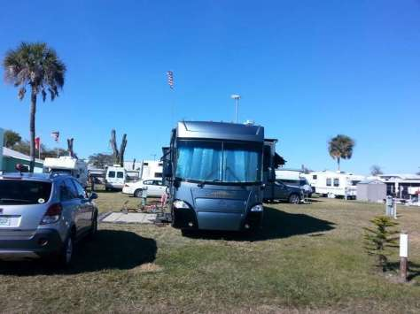 Meadowlark Shores RV Park in Moore Haven Florida3