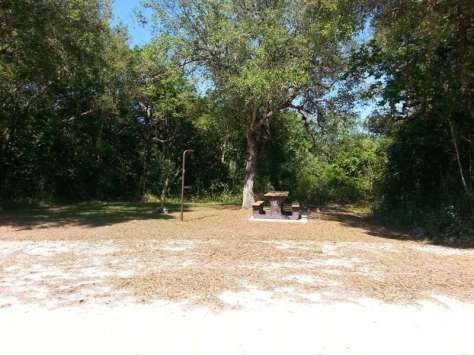 Mitchell's Landing Campground in Big Cypress National Preserve2