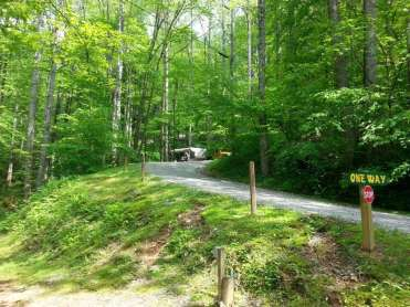 Moonshine Creek Campground in Sylva North Carolina10