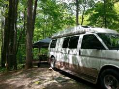 Moonshine Creek Campground in Sylva North Carolina12