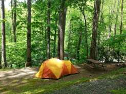 Moonshine Creek Campground in Sylva North Carolina13