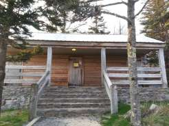 Mount Mitchell State Park Campground in Burnsville North Carolina005