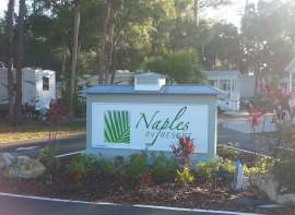 Naples Gardens RV Resort in Naples Florida1
