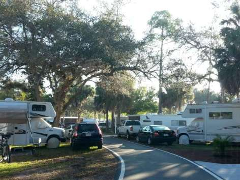 Naples Gardens RV Resort in Naples Florida2
