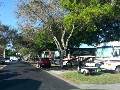 North Lake Estates RV Resort in Moore Haven Florida2