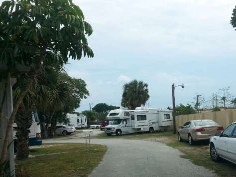 Ocean View RV & Mobile Home Court in Melbourne Florida1