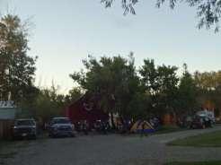 Osens CG tents