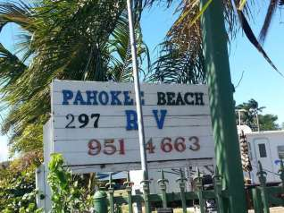 Pahokee Beach RV in Pahokee Florida