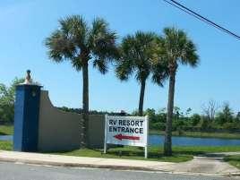 Pecan Park RV Resort & Flea Market in Jacksonville Florida1