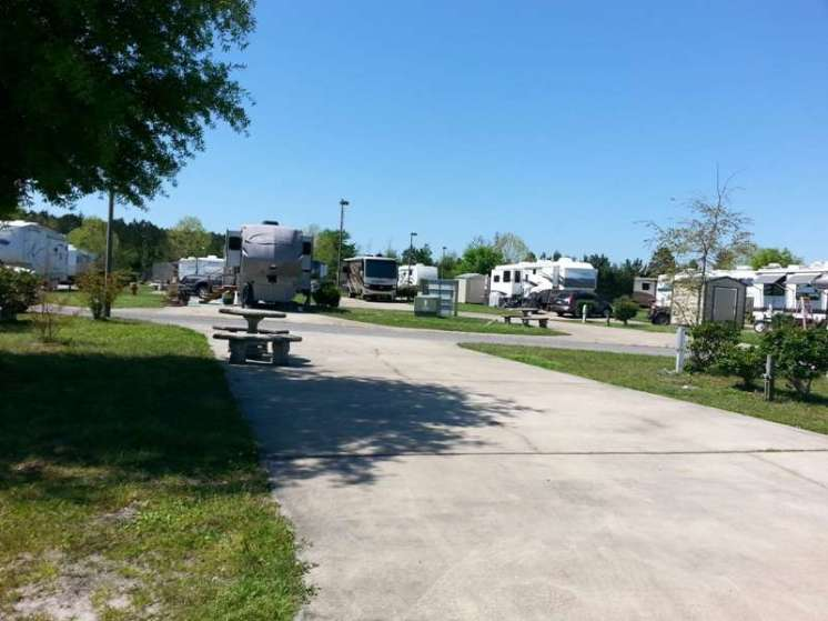 Pecan Park RV Resort & Flea Market in Jacksonville Florida6