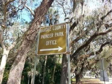Pioneer Park in Zolfo Springs Florida03