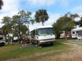 Pitchford's By The Sea RV Park in Jensen Beach Florida1