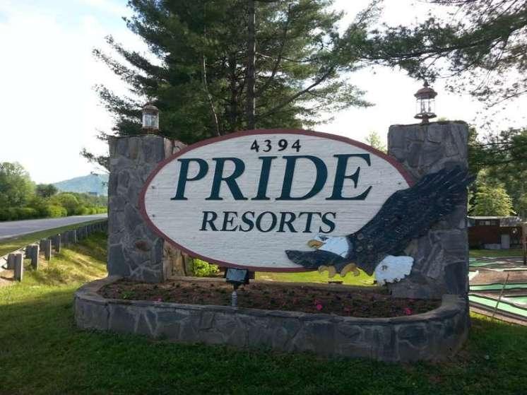Pride RV Resort in Waynesville North Carolina1