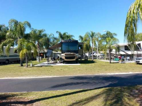Raintree RV Resort in North Fort Myers Florida2