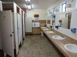 Rancheros mens room inside