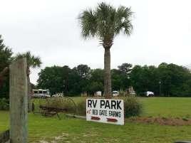 Red Gate Campground & RV Resort in Savannah Georgia1