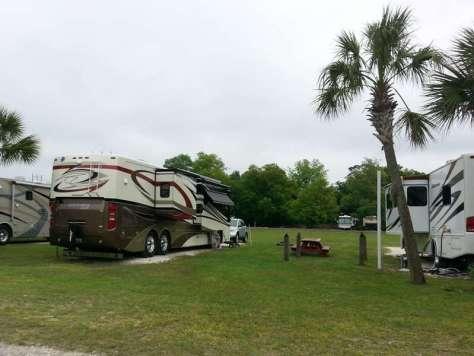 Red Gate Campground Amp Rv Resort In Savannah Georgia Ga