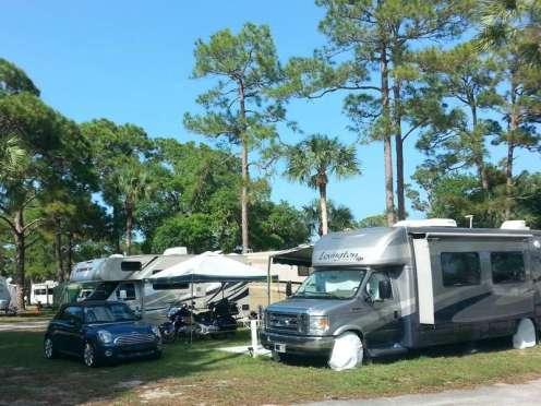 Road Runner Travel Resort in Fort Pierce Florida3