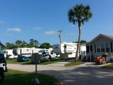 Road Runner Travel Resort Fort Pierce Florida Rv Park