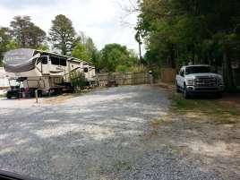 Rutledge Lake RV Resort in Fletcher North Carolina09