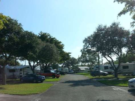 Seminole Park for RVs in Hollywood Florida2