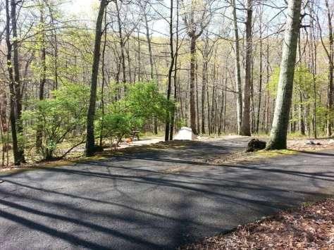 Sherando Lake Recreation Area near Lyndhurst Virginia2