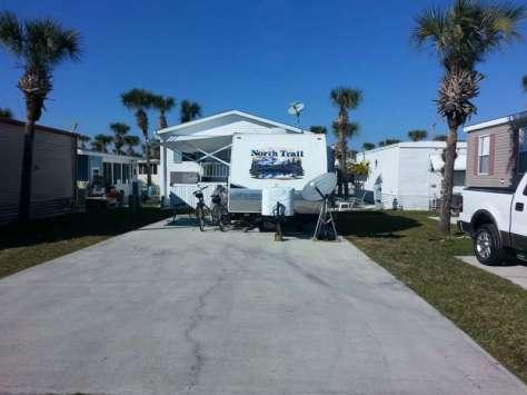 Siesta Bay RV Resort in Fort Myers Florida2