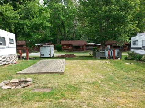 Smoky View Cottages & RV Resort Park in Maggie Valley North Carolina2