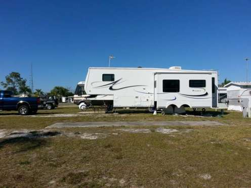 Southern Pines RV & Mobile Home Park Resort in Frostproof Florida5