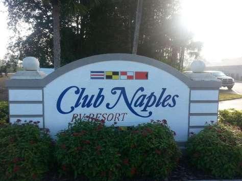 Sun RV Resorts Club Naples in Naples Florida1