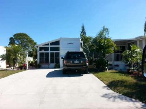 Sun RV Resorts Lake San Marino RV Park in Naples Florida1