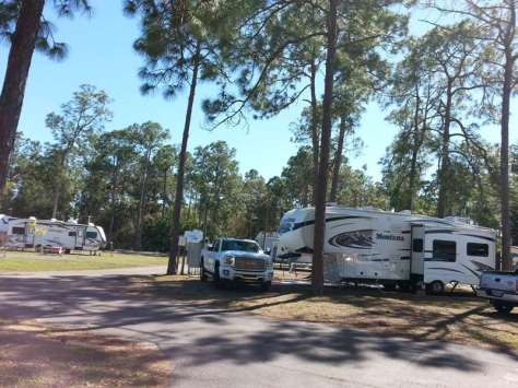 Sunseekers RV Park in North Fort Myers Florida2