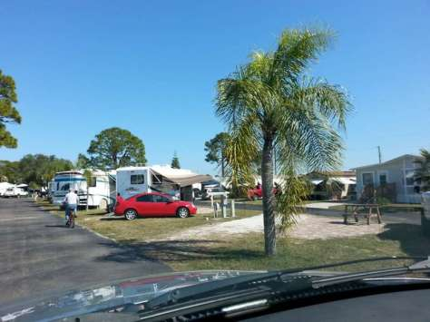 Sunshine RV Resort in Lake Placid Florida2