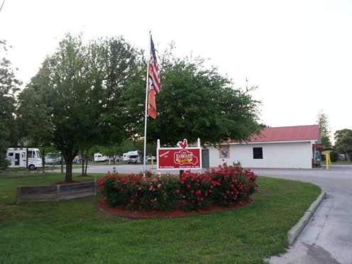 The Barnyard RV Park in Lexington South Carolina03