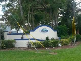 The Boardwalk RV Resort in Homestead Florida