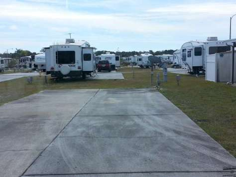 Three Lakes RV Resort in Hudson Florida2