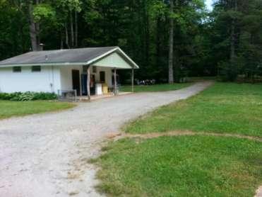 Timberlake Campground in Whittier North Carolina3
