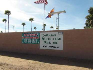 Tomahawk Mobile Home Park (2)