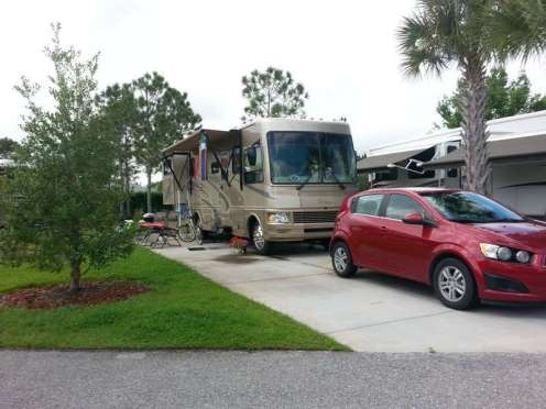 Treasure Coast RV Park & Campground in Fort Pierce Florida3